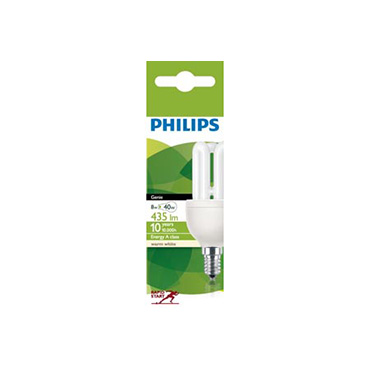 Philips spaarlamp Genie 8WE14