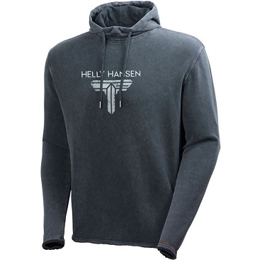Helly Hansen sweater Mjølnir zwart