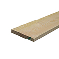 Grenen B ruw 25x200mm PEFC product photo