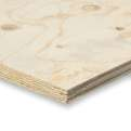 Vuren underlayment SQ 244x122cm PEFC product photo