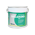 Grondverf sneldrogend wit product photo