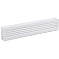 Nedco deurrooster 452x92mm product photo