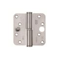 AXA kogelstiftpaumelle rond RVS 89x89 product photo