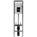 Plieger wandcloset dual flush wit product photo