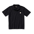 Carhartt polo zwart product photo
