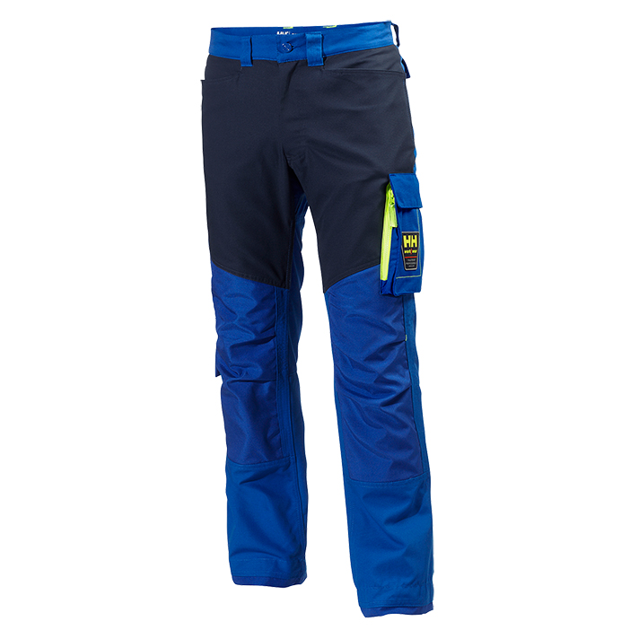 Helly Hansen broek Aker Work blauw product photo