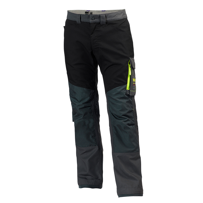 Helly Hansen broek Aker Work grijs product photo