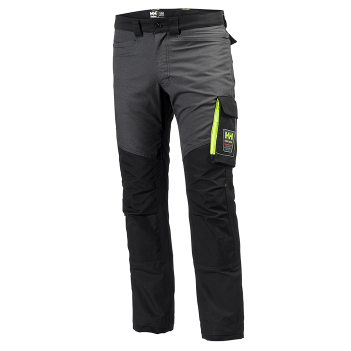 Helly Hansen broek Aker Work zwart product photo