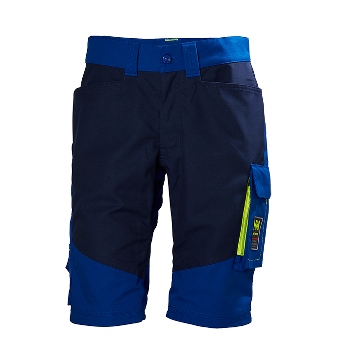 Helly Hansen short Aker Work blauw product photo
