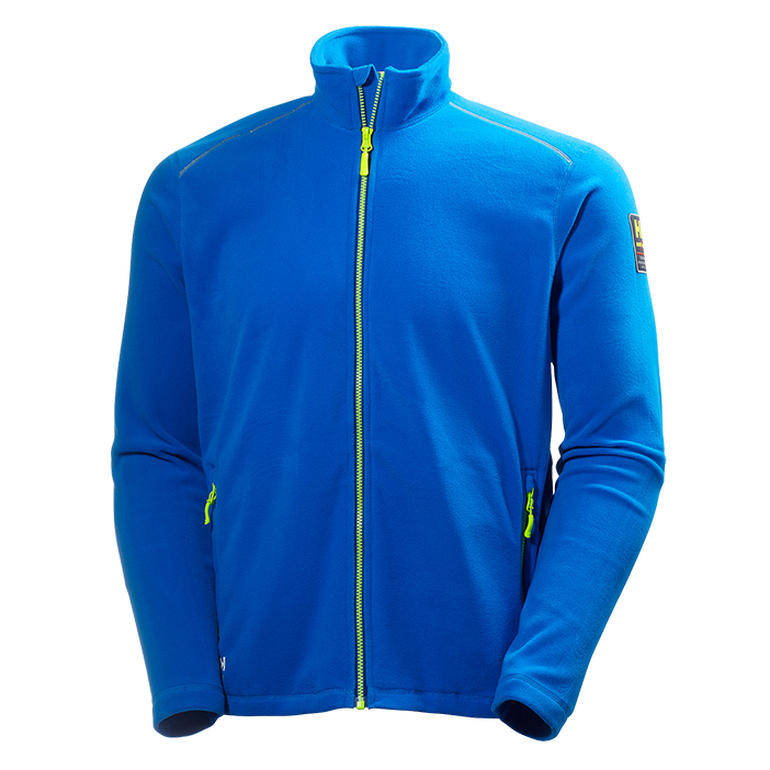 Helly Hansen jack Aker Fleece cobalt product photo